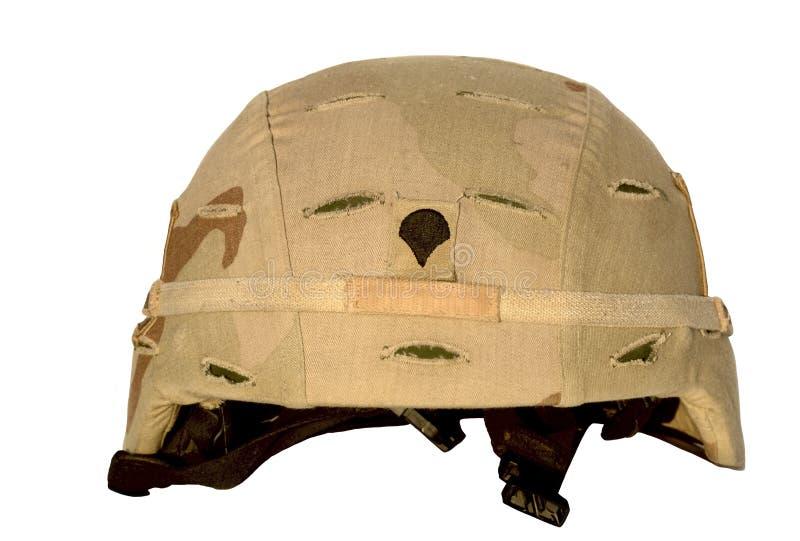 Casco 1 del Militar-Ejército fotos de archivo