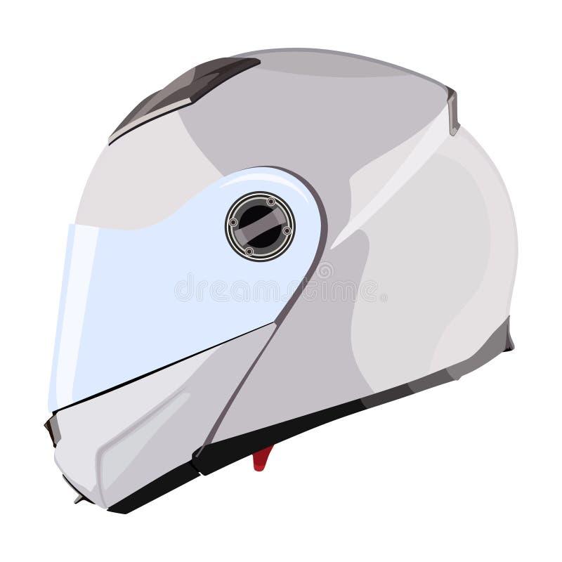 casco illustrazione vettoriale