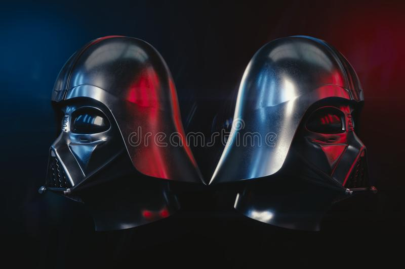 Casco de Darth Vader libre illustration