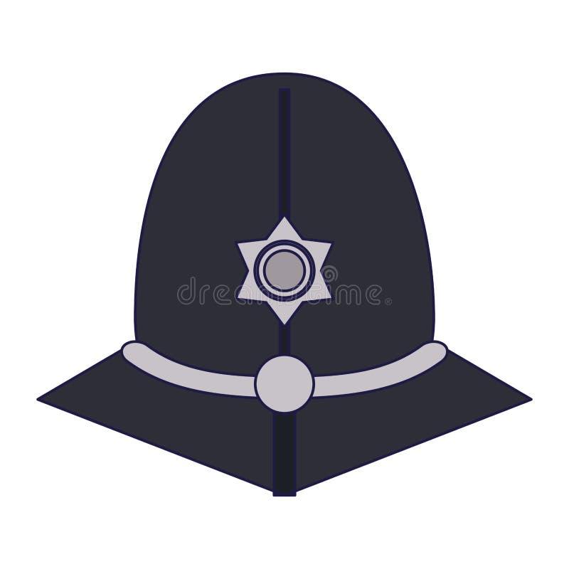 Casco del guardián de Londres libre illustration