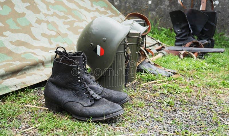 stivali militari tedeschi seconda mondiale