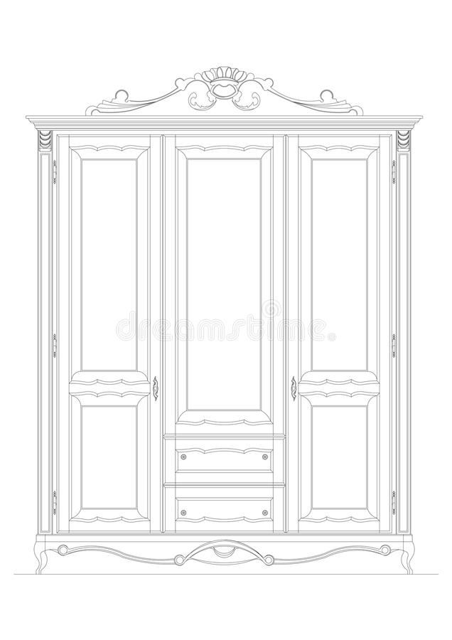 Download Case blueprint stock image. Image of icon, property, interior - 17388773