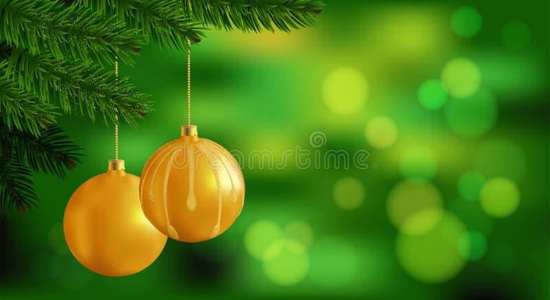 Download Case El Fondo De La Navidad Ilustración del Vector - Ilustración de saludo, borroso: 42430473