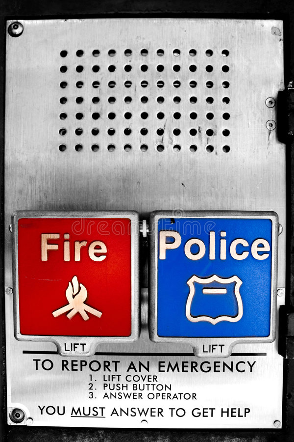 Download In case of emergency stock image. Image of emergency, helping - 289609