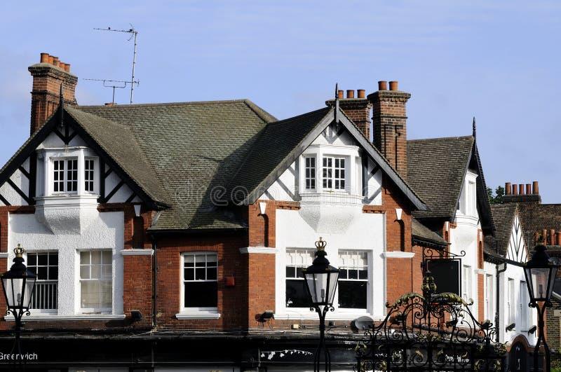 Case inglesi immagine stock immagine di ipoteca for Case inglesi foto