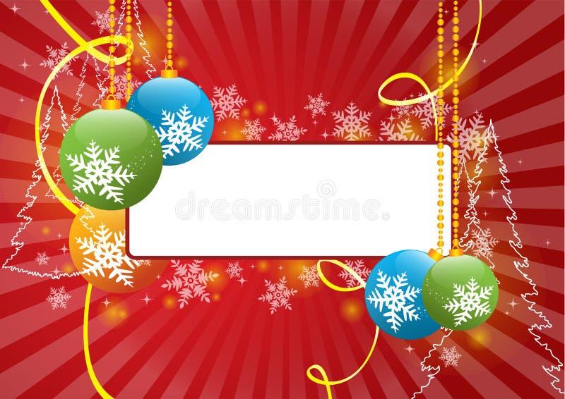 Download Case la Navidad ilustración del vector. Imagen de juguete - 7652494