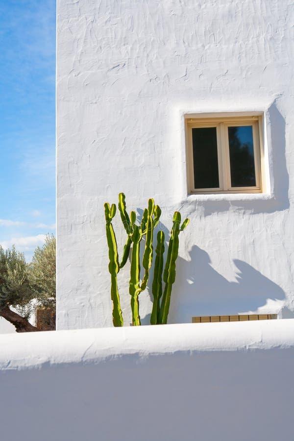 Case mediterranee bianche in javea alicante fotografia for Case modulari mediterranee