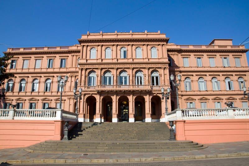 Case Rosada a Buenos Aires fotografia stock