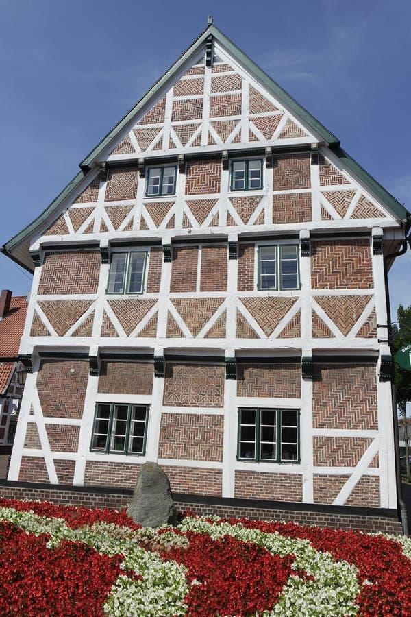 case tedesche fotografia stock immagine di vecchio