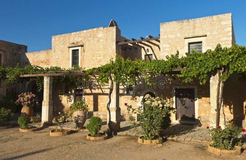 case tradizionali all 39 isola del crete grecia immagine
