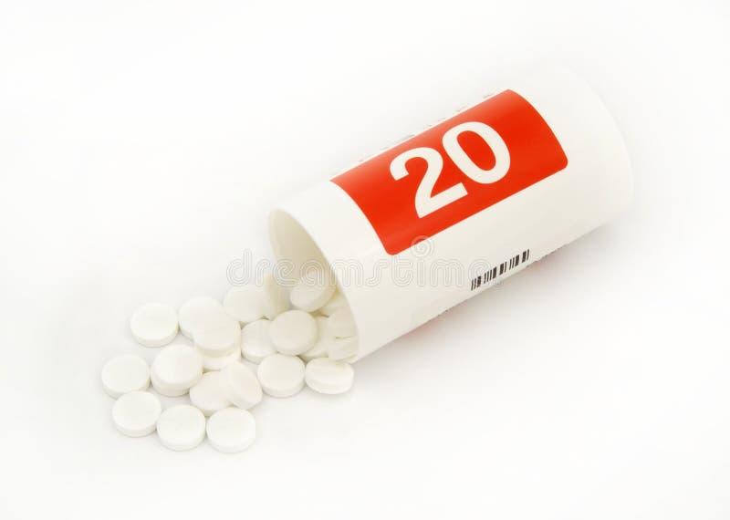 Casella Delle Pillole Immagine Stock Libera da Diritti