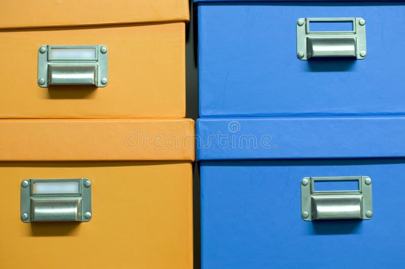 Caselle fotografie stock libere da diritti