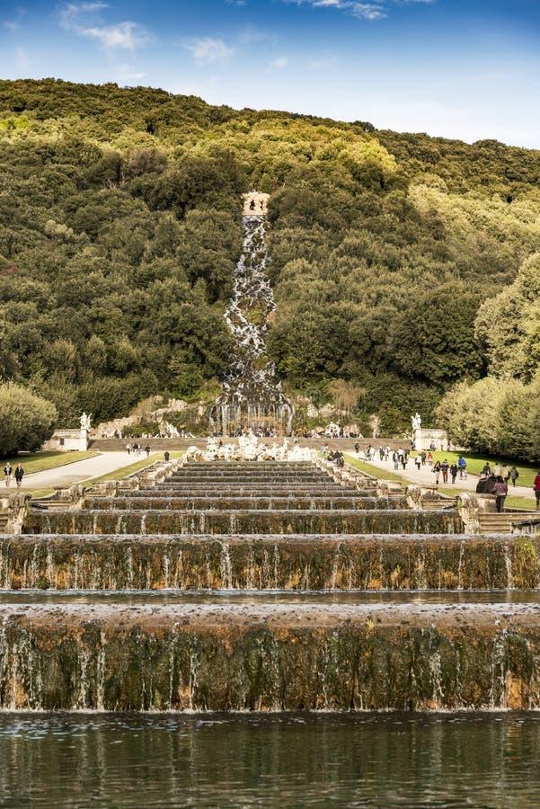 caserta παλάτι βασιλικό στοκ εικόνες με δικαίωμα ελεύθερης χρήσης