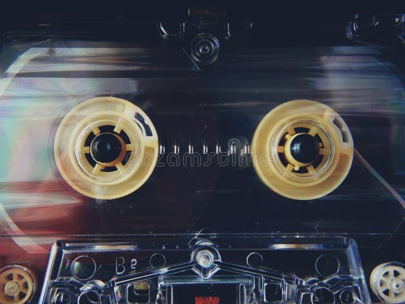 Casetes audios para el registrador fotos de archivo libres de regalías