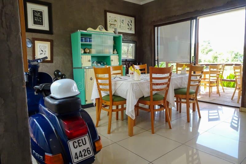 Casetta Upington Sudafrica di Tshahitsi fotografie stock