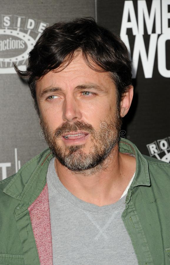 Casey Affleck images stock