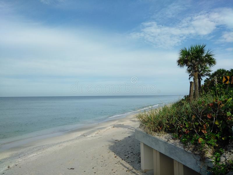 Casey Key Florida photo stock