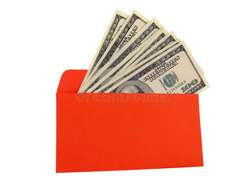 Download Cash stock image. Image of white, envelope, bribe, isolated - 17677233