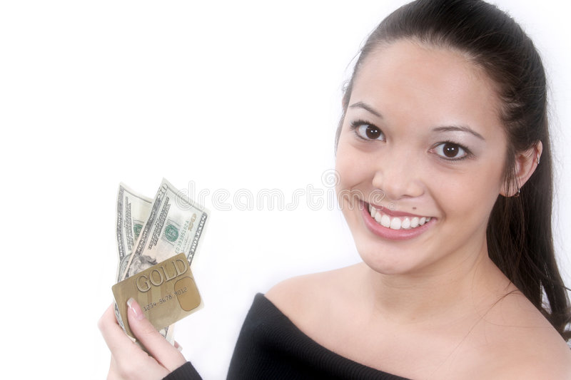 Download Cash Advance stock photo. Image of savings, withdraw, shopping - 85318
