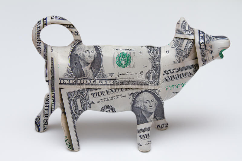 Download Cash cow stock image. Image of finance, venture, payback - 19732693