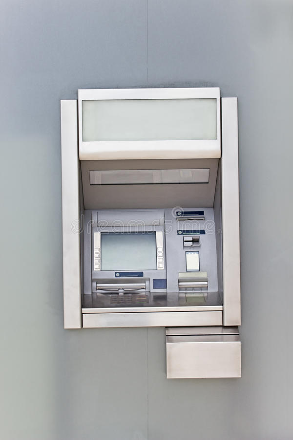 Download Cash dispense stock image. Image of monitor, bank, banking - 30826273
