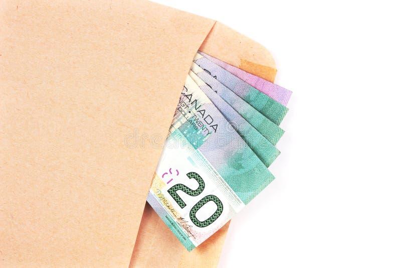 Download Cash in envelope stock photo. Image of twenties, white - 28081530
