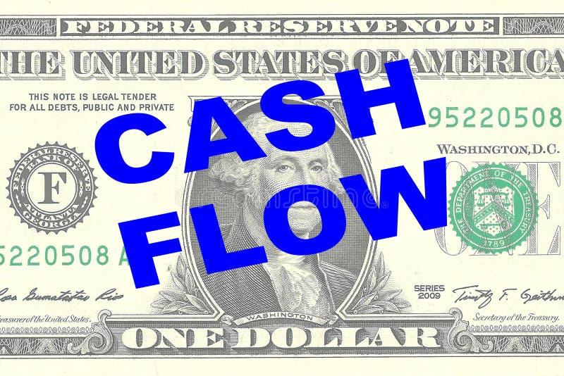 Cash Flow concept vector illustration
