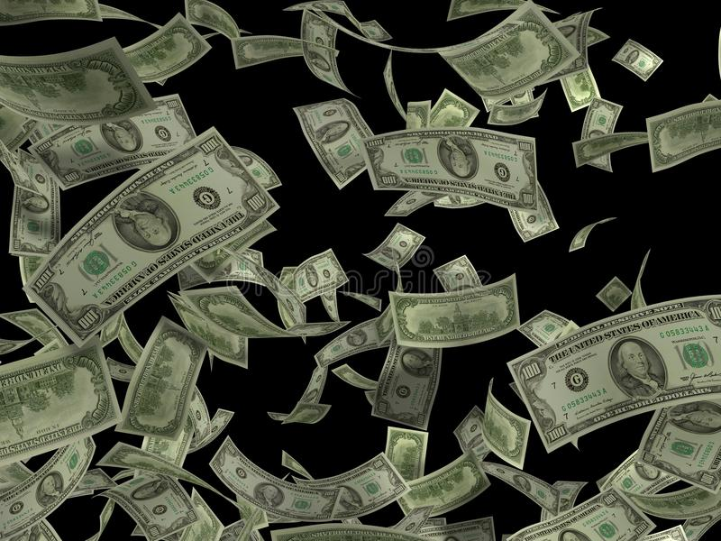Cash, Green, Money, Currency stock photography