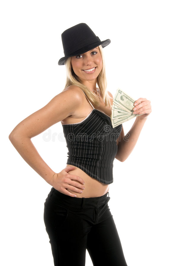cash hand στοκ εικόνα με δικαίωμα ελεύθερης χρήσης
