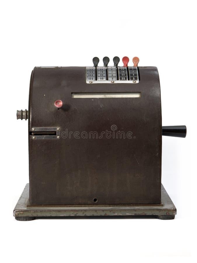 Download Cash register stock photo. Image of antiquity, bank, retro - 4309490
