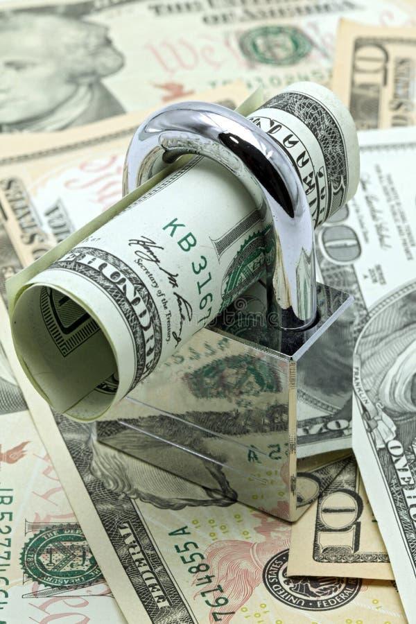 Cash Saving Insurance Concept stock image