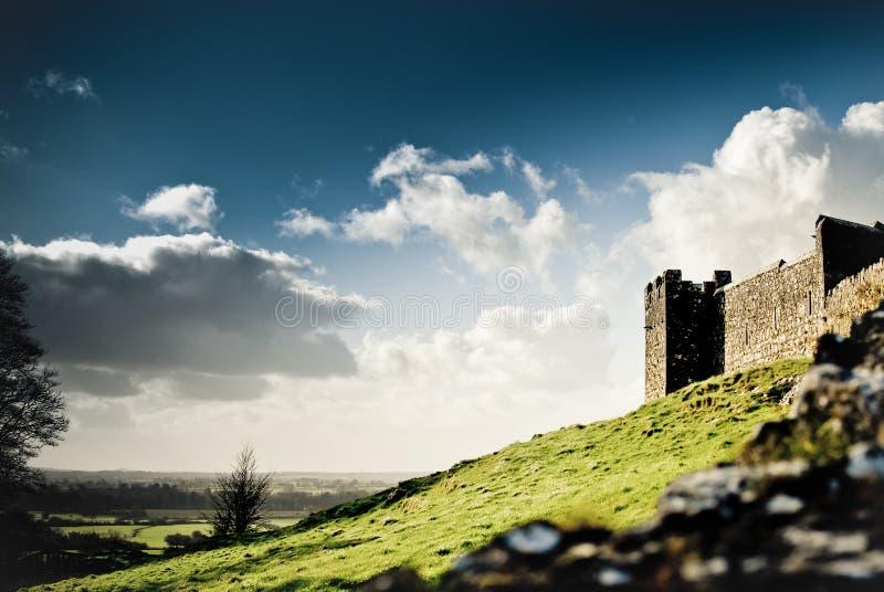 Cashel Castle stock image