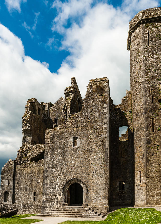Download Cashel Castle , Ireland Stock Photography - Image: 27097812