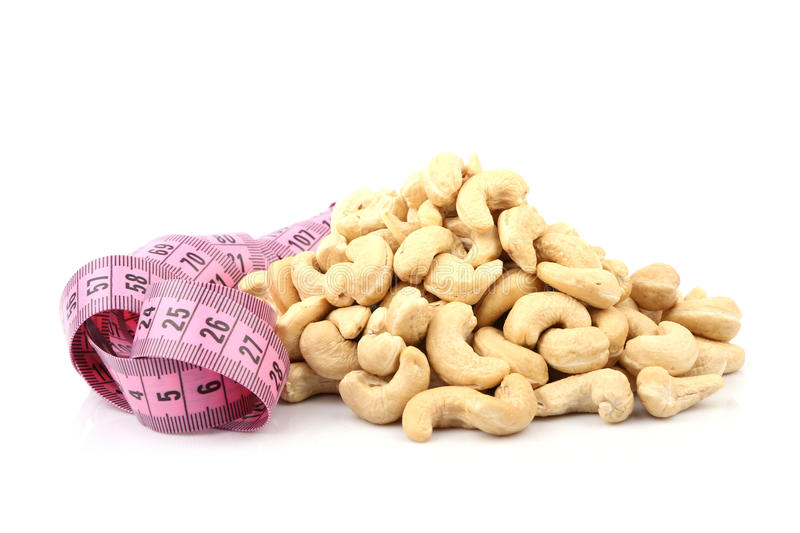 Download Cashew (nut) and meter stock image. Image of background - 27545267