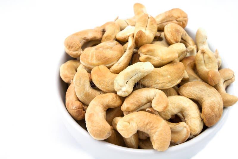 cashews στοκ φωτογραφία