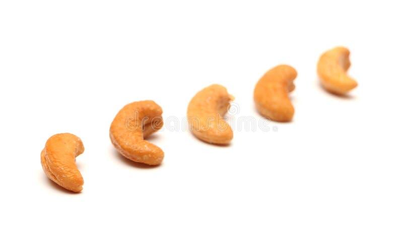 cashews στοκ φωτογραφία με δικαίωμα ελεύθερης χρήσης