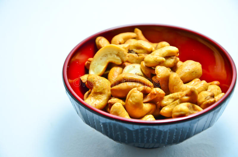 cashews στοκ εικόνες