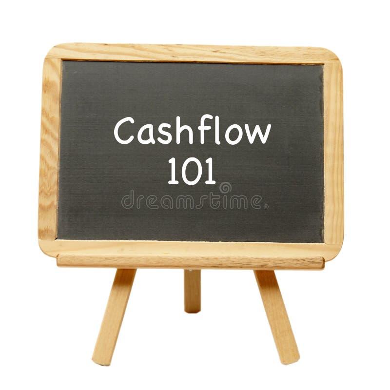 Cashflow royaltyfria foton