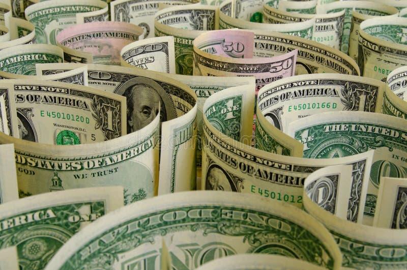cashing royalty-vrije stock afbeelding