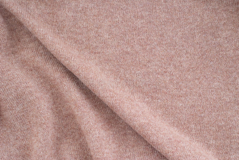 Cashmere Textile. Close up of Fine Cashmere Textile royalty free stock photos