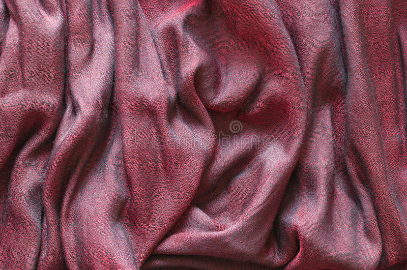 Cashmere wool with silk. Cashmere wool and silk with textured effect as abstract background stock images