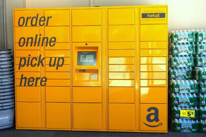 Casier d'Amazone image stock