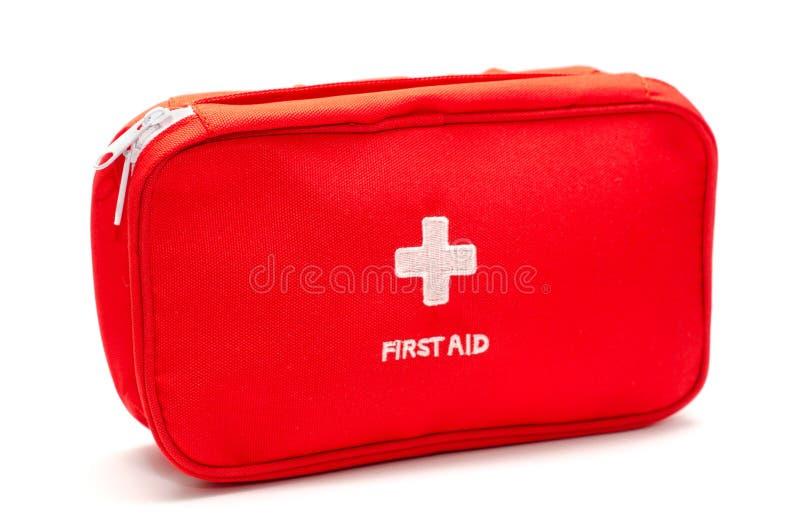 Casilla de primeros auxilios fotografía de archivo