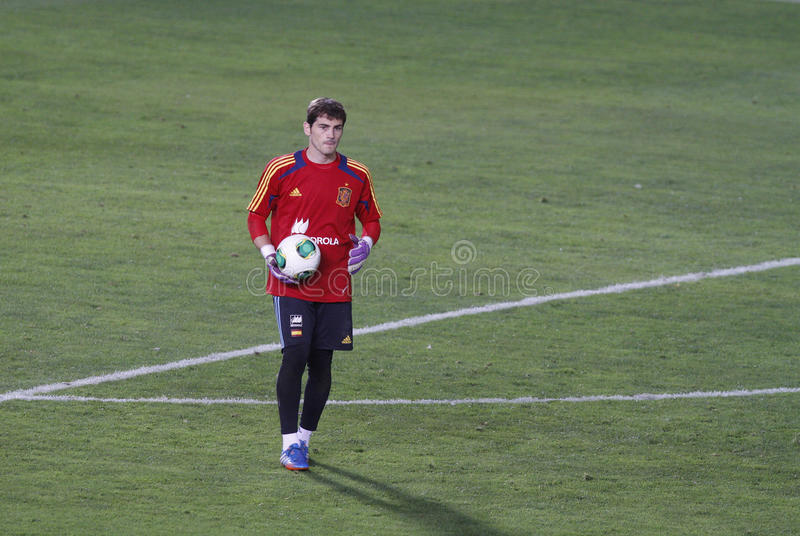 Casillas 005 stock image