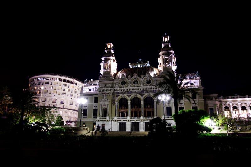 Casinò di Monte Carlo in Monaco immagini stock