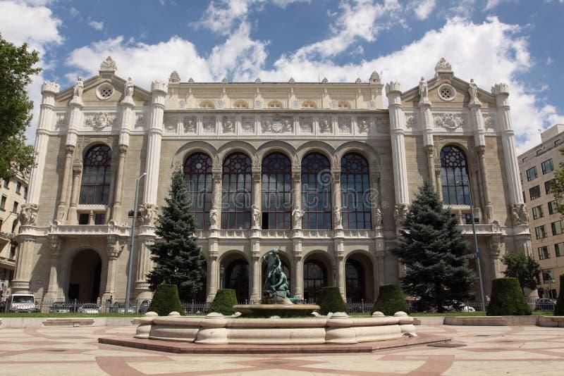 Casino à Budapest image libre de droits