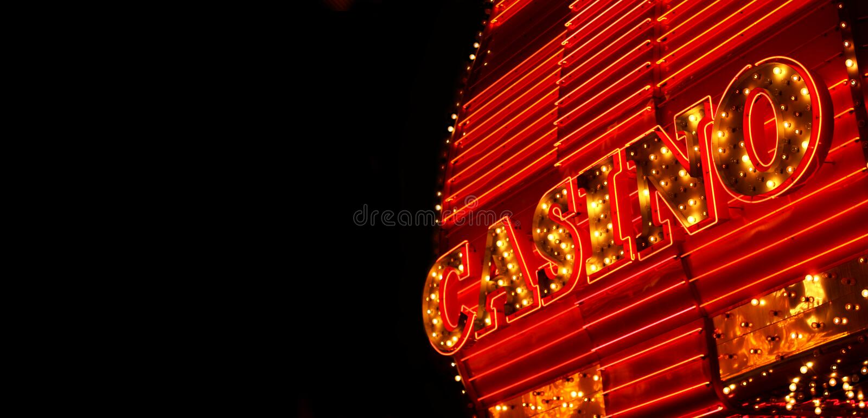 Casino royalty-vrije stock foto's
