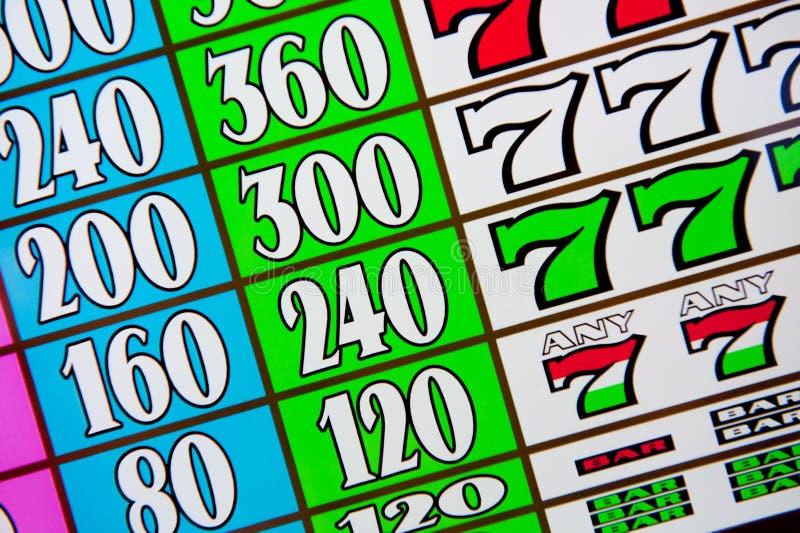 Casino royalty-vrije stock fotografie