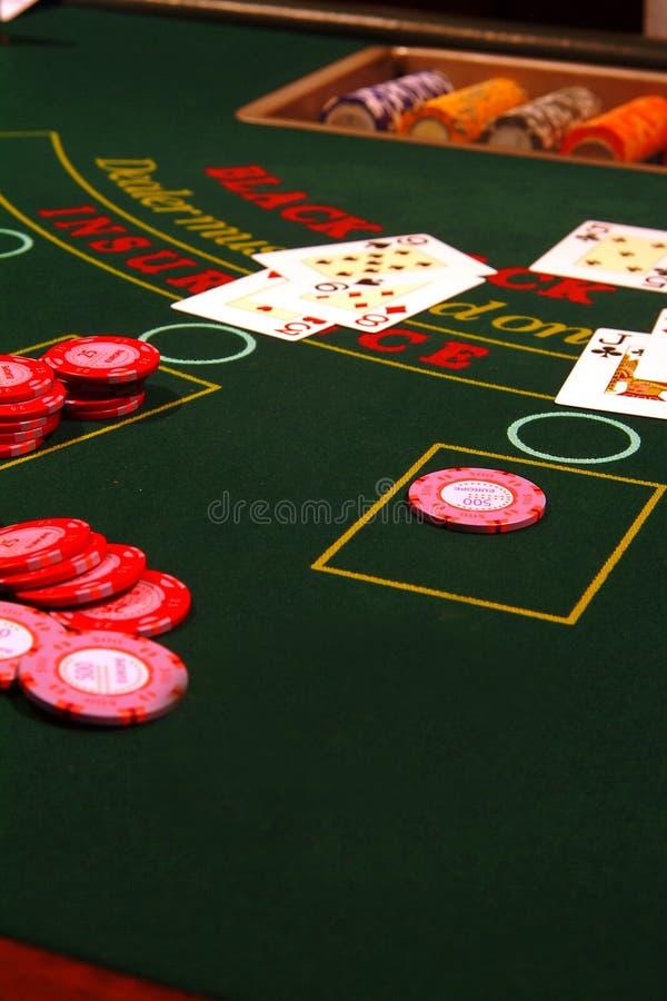 Casino photo stock