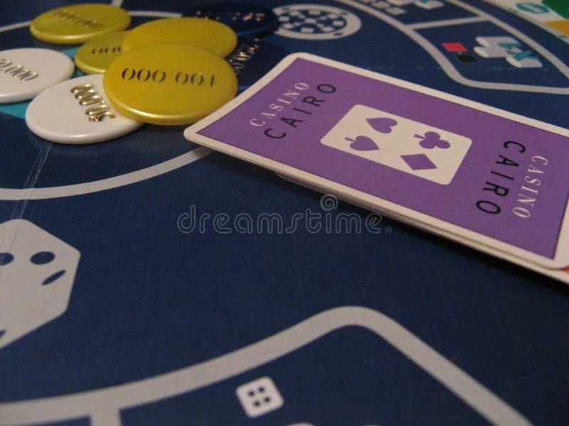 Casino royalty-vrije stock foto